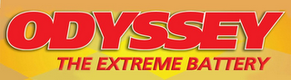 mark for ODYSSEY THE EXTREME BATTERY, trademark #77307426