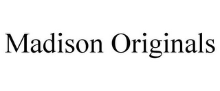 mark for MADISON ORIGINALS, trademark #77307774