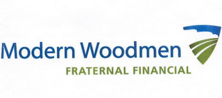 mark for MODERN WOODMEN FRATERNAL FINANCIAL, trademark #77308779