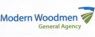 mark for MODERN WOODMEN GENERAL AGENCY, trademark #77308822