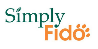 mark for SIMPLY FIDO, trademark #77312085