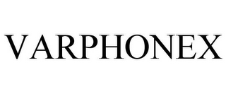 mark for VARPHONEX, trademark #77312476
