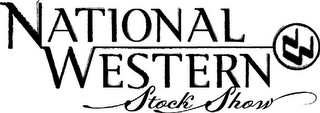 mark for NATIONAL WESTERN NW STOCK SHOW, trademark #77312650