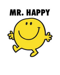 mark for MR. HAPPY, trademark #77312706