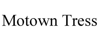 mark for MOTOWN TRESS, trademark #77313087