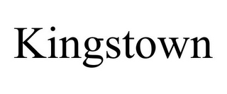 mark for KINGSTOWN, trademark #77313548