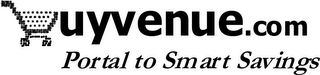 mark for BUYVENUE.COM PORTAL TO SMART SAVINGS, trademark #77314729