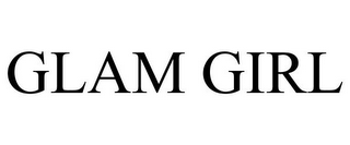 mark for GLAM GIRL, trademark #77314959