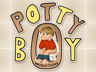 mark for POTTYBOY PRODUCTIONS, trademark #77315462