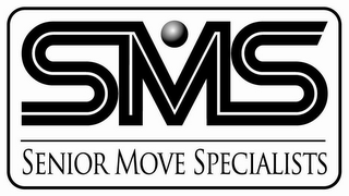 mark for SMS SENIOR MOVE SPECIALISTS, trademark #77317801