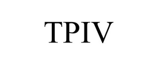 mark for TPIV, trademark #77320159