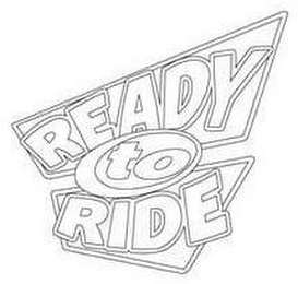 mark for READY TO RIDE, trademark #77322376