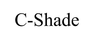 mark for C-SHADE, trademark #77323364