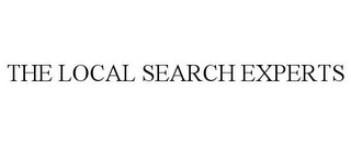mark for THE LOCAL SEARCH EXPERTS, trademark #77326970