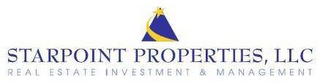 mark for STARPOINT PROPERTIES LLC REAL ESTATE INVESTMENT & MANAGEMENT, trademark #77328819