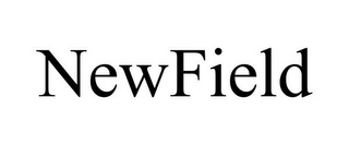 mark for NEWFIELD, trademark #77329632