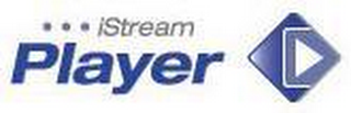 mark for ...ISTREAM PLAYER, trademark #77332432