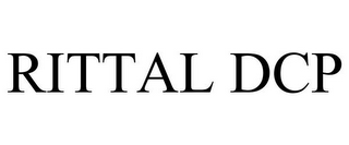 mark for RITTAL DCP, trademark #77332959