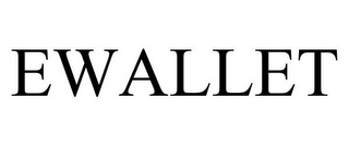 mark for EWALLET, trademark #77333087