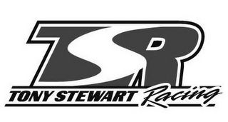 mark for TSR TONY STEWART RACING, trademark #77333824