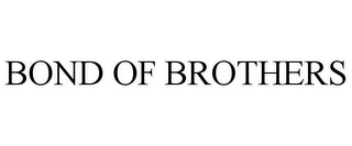 mark for BOND OF BROTHERS, trademark #77339044