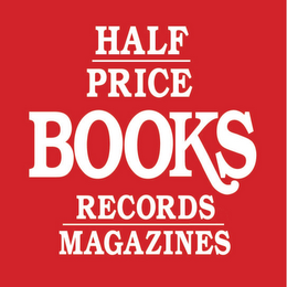 mark for HALF PRICE BOOKS RECORDS MAGAZINES, trademark #77339201