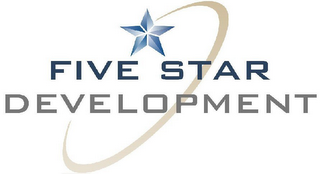 mark for FIVE STAR DEVELOPMENT, trademark #77339290
