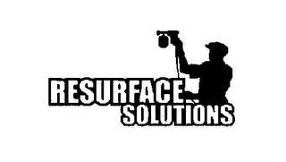 mark for RESURFACE SOLUTIONS, trademark #77339337