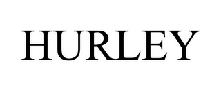 mark for HURLEY, trademark #77339834