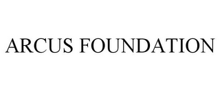 mark for ARCUS FOUNDATION, trademark #77340323