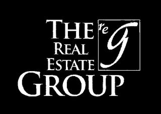 mark for THE REAL ESTATE GROUP RE G, trademark #77342393