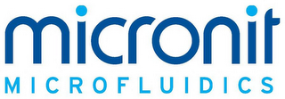 mark for MICRONIT MICROFLUIDICS, trademark #77344424