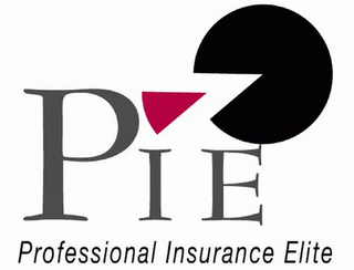 mark for PIE PROFESSIONAL INSURANCE ELITE, trademark #77346571