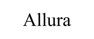 mark for ALLURA, trademark #77347156
