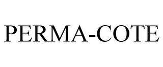 mark for PERMA-COTE, trademark #77347769