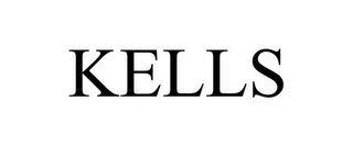 mark for KELLS, trademark #77351196