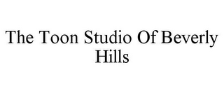 mark for THE TOON STUDIO OF BEVERLY HILLS, trademark #77351843