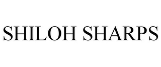 mark for SHILOH SHARPS, trademark #77351892