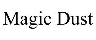 mark for MAGIC DUST, trademark #77353898