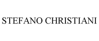 mark for STEFANO CHRISTIANI, trademark #77355339