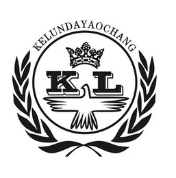 mark for KL KELUNDAYAOCHANG, trademark #77359082