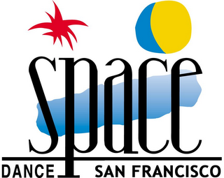 mark for SPACE DANCE SAN FRANCISCO, trademark #77360150