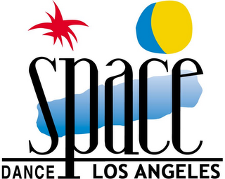 mark for SPACE DANCE LOS ANGELES, trademark #77360230