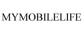 mark for MYMOBILELIFE, trademark #77362923