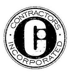 mark for CI CONTRACTORS INCORPORATED, trademark #77363161