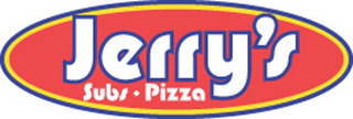 mark for JERRY'S SUBS PIZZA, trademark #77363641