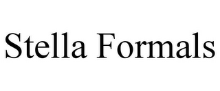 mark for STELLA FORMALS, trademark #77364325