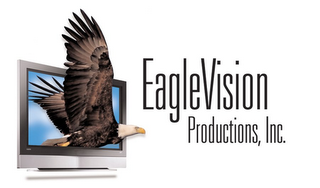 mark for EAGLEVISION PRODUCTIONS, INC., trademark #77364333