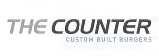 mark for THE COUNTER CUSTOM BUILT BURGERS, trademark #77366322