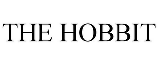 mark for THE HOBBIT, trademark #77366770